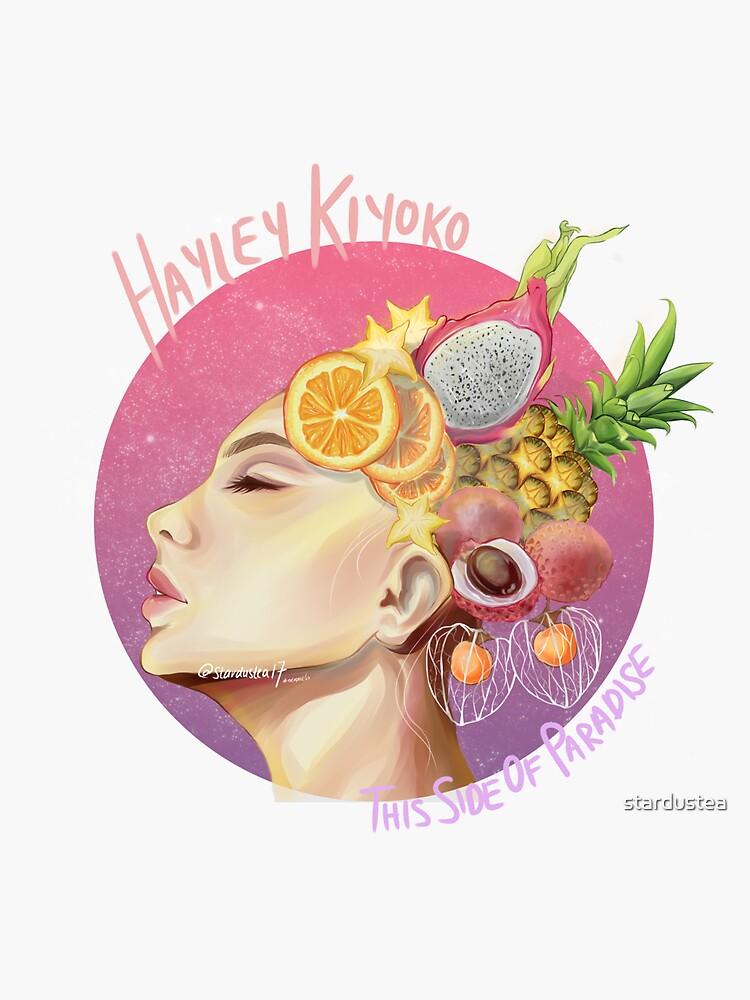 """Hayley Kiyoko - Fruchtig """"Diese Seite des Paradieses"""" V2 von stardustea"""