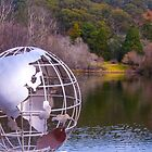 The globe by indiafrank