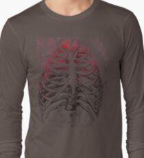 Damaged Ribs Long Sleeve T-Shirt