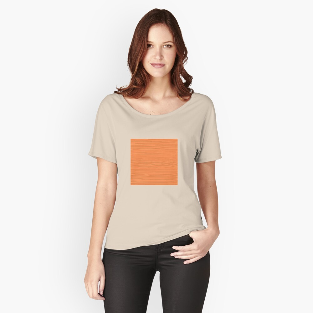 Abtract lines  Women's Relaxed Fit T-Shirt Front
