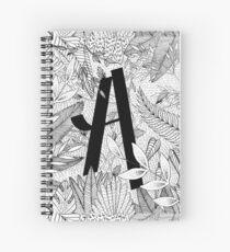 A team Spiral Notebook