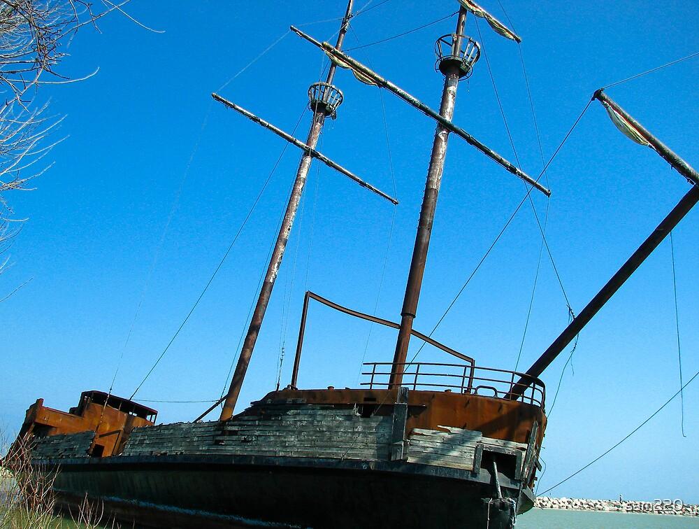 shipwreck by sam220