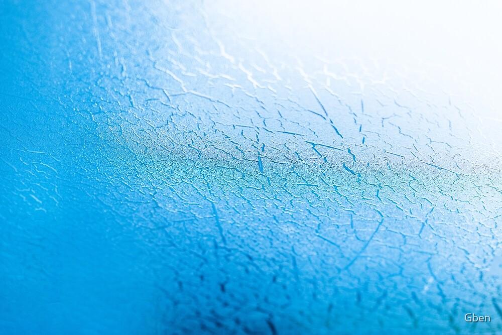 Frozen Window by Gben
