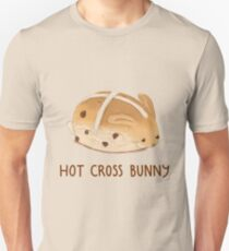 Hot Cross Bunny Unisex T-Shirt