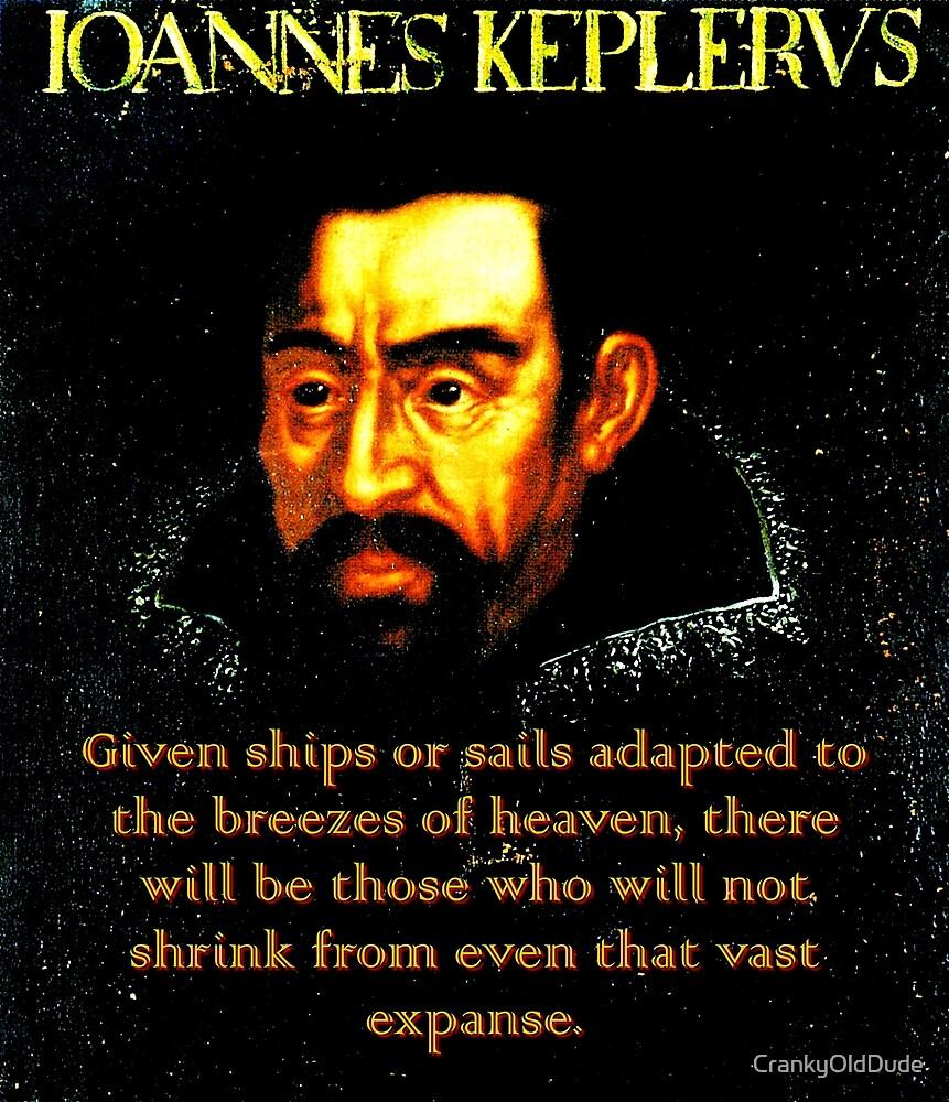 Given Ships Or Sails - Kepler by CrankyOldDude
