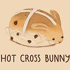 Hot Cross Bunny by Katie Corrigan