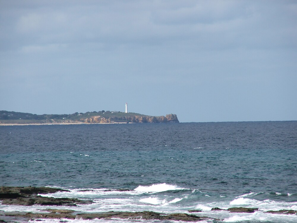 Split Point Lighthouse - Aireys Inlet by Martin Anski