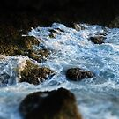 Waves & Rocks by mords