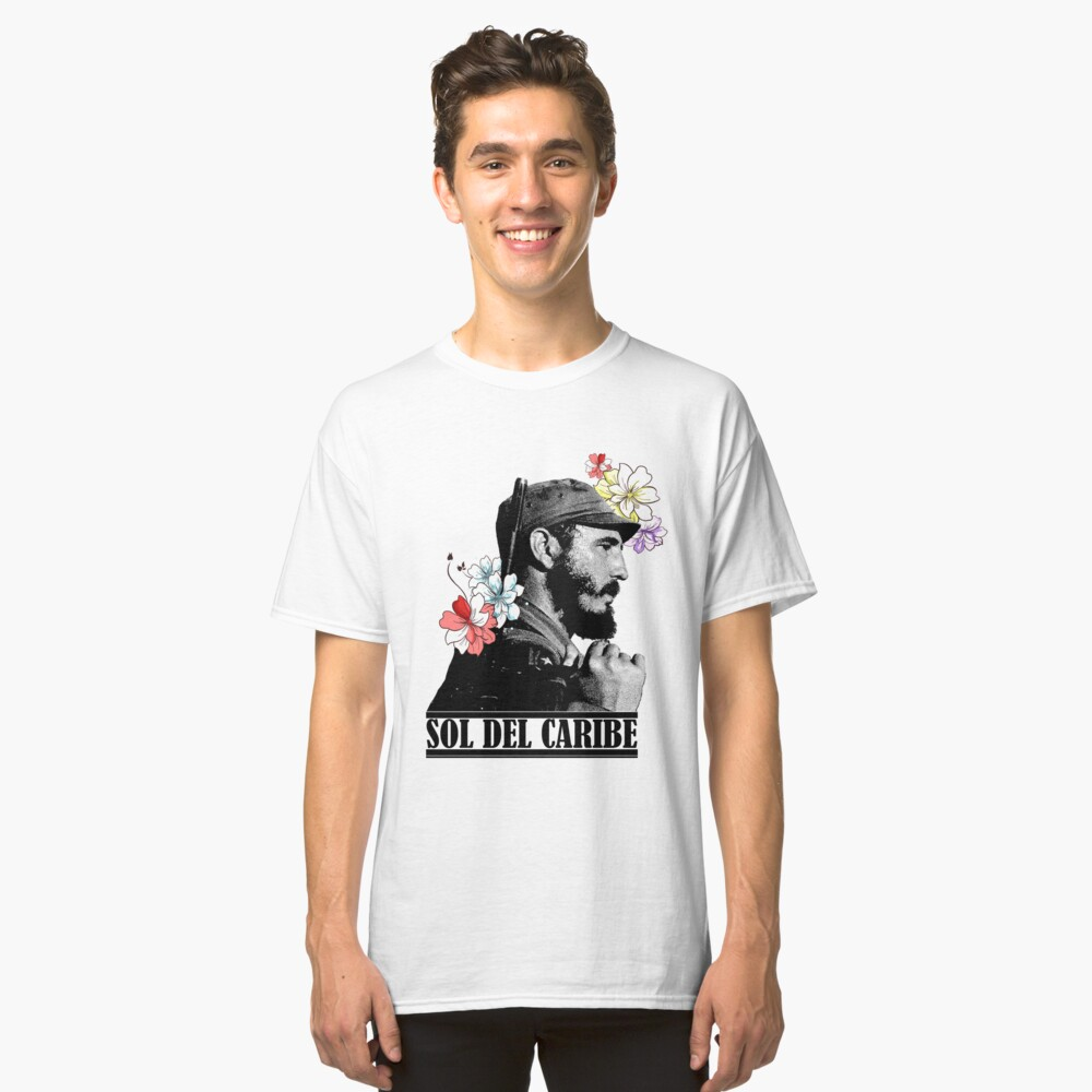 Sol del caribe Classic T-Shirt Front