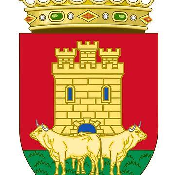 Talavera de la Reina Coat of Arms by Tonbbo