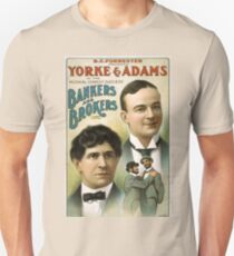 Bankers and brokers - Courier and Co - 1906 T-Shirt
