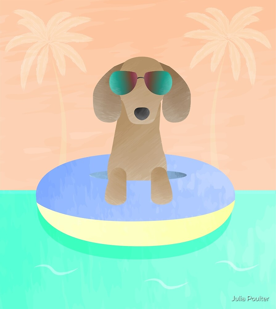 Summer Dog by Julia Poulter