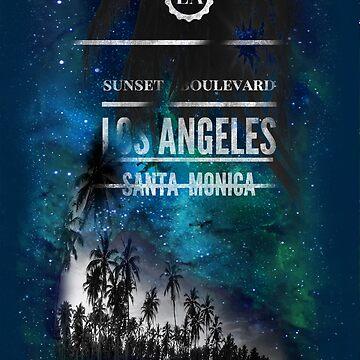 Los Angeles - Santa Monica - 9 by billyva