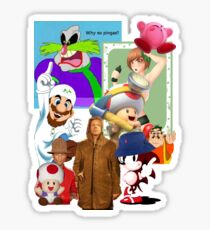 2014: A Year in Review Sticker