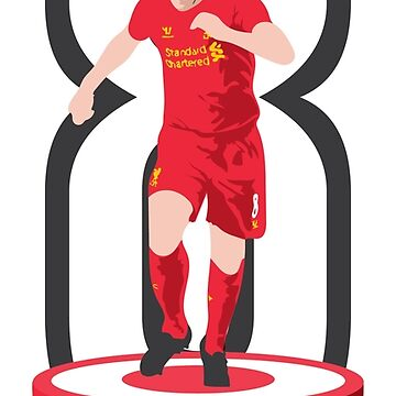 Steven Gerrard - LFC - Table Football by WASABISQUID