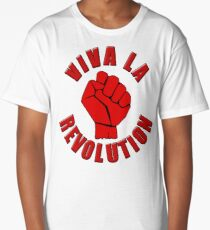 VIVA LA REVOLUTION Long T-Shirt