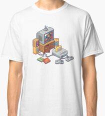 Retro gaming console Classic T-Shirt