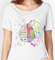 Science and Art Women's Relaxed Fit T-Shirt
