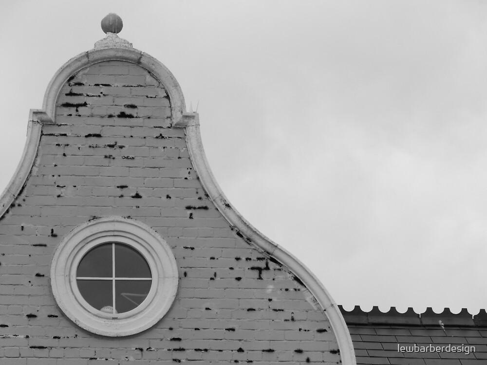 Rooftops by lewbarberdesign