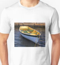 Small Boat Beauty Unisex T-Shirt
