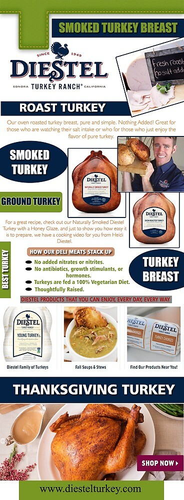 Smoked Turkey by Smoked  Turkey breast