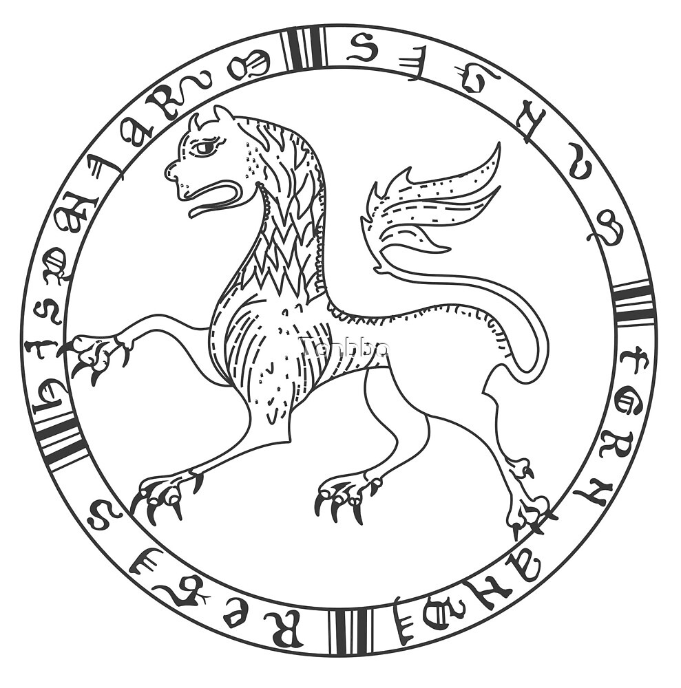 Seal of Ferdinand II by Tonbbo