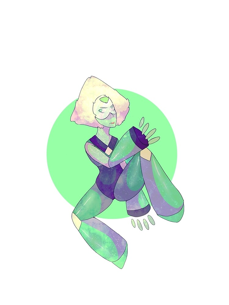 Peridot by pseudospider
