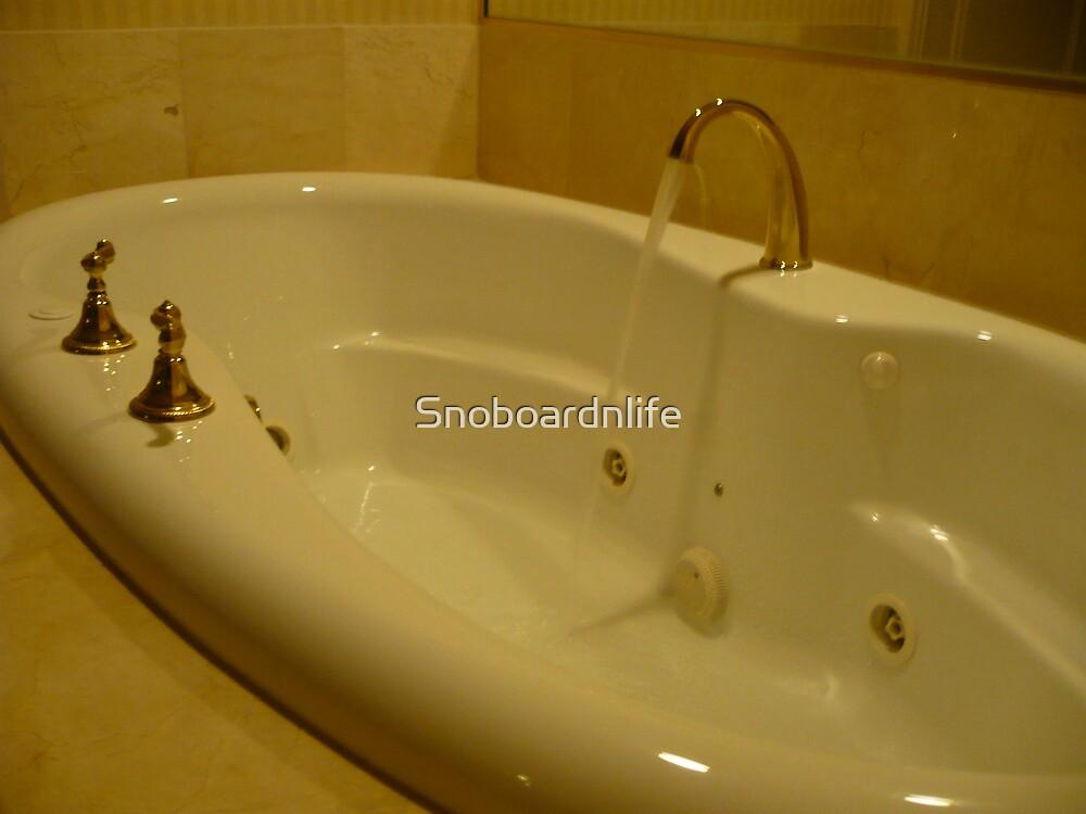 Bath Tub (1) by Snoboardnlife