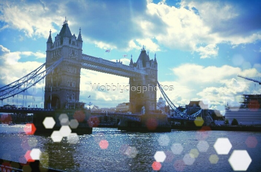 Tower Bridge by Wobblydogphotos