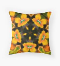 Reticulation  Throw Pillow