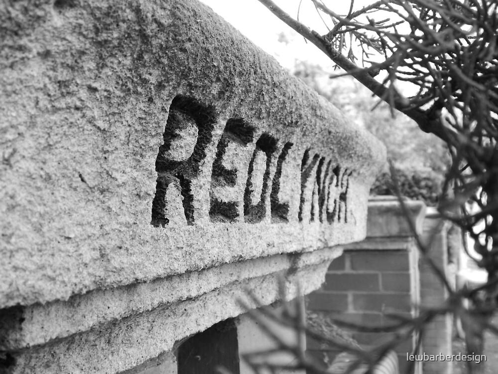 Redlynch by lewbarberdesign
