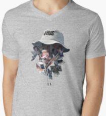 J HUS Common Sense Merchandise Men's V-Neck T-Shirt