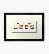Harry Potter and the Pets Framed Print