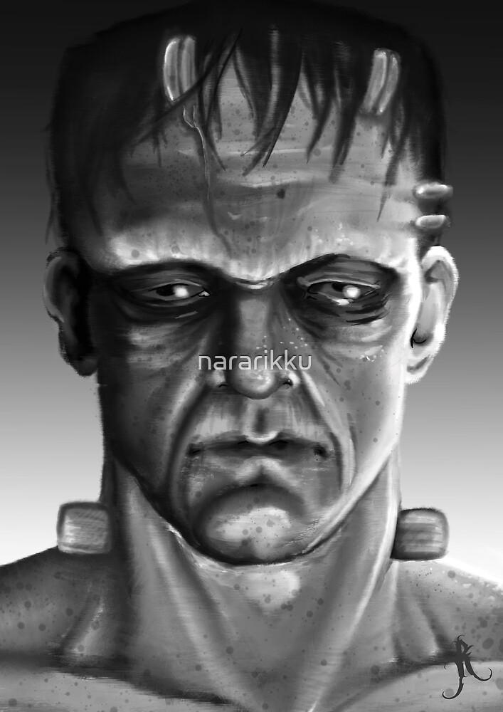 Frankenstein by nararikku