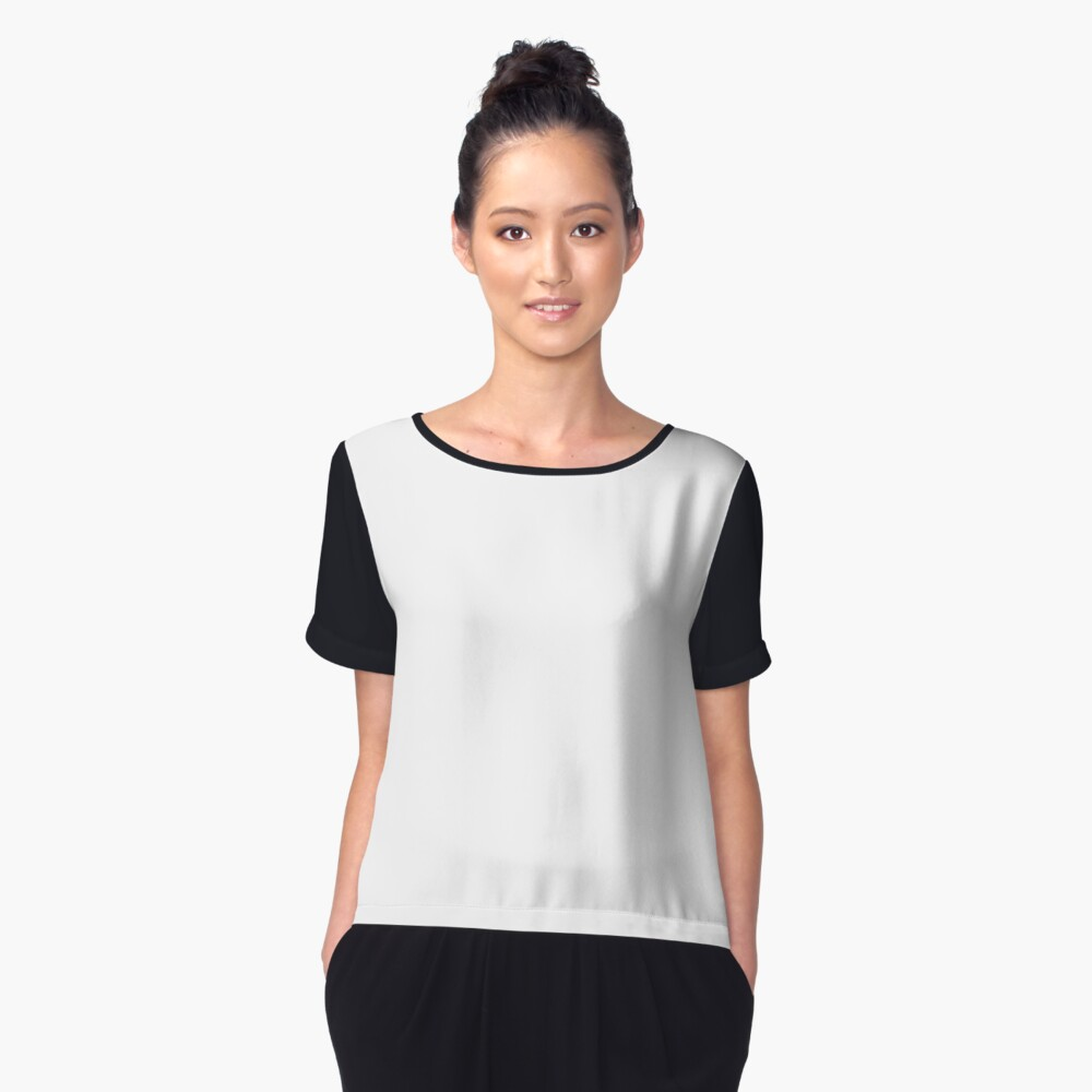 We're Adults When Did That Happen And How Do We Make It Stop ? Women's Chiffon Top Front