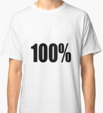 100 Percent Classic T-Shirt