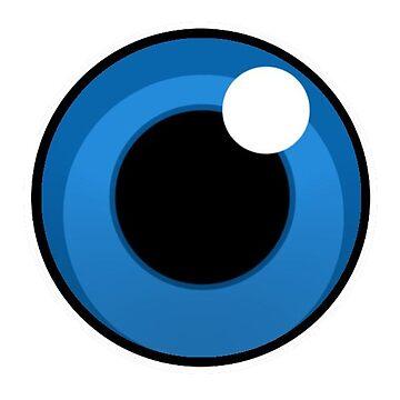 eye ball graphic  by BCartwork