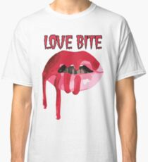 Love Bite Kylie Jenner Lip Kit Lips Red Classic T-Shirt