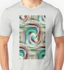 Colourful Abstract #2 Unisex T-Shirt