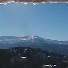 Sannine peaks by Sugarpop