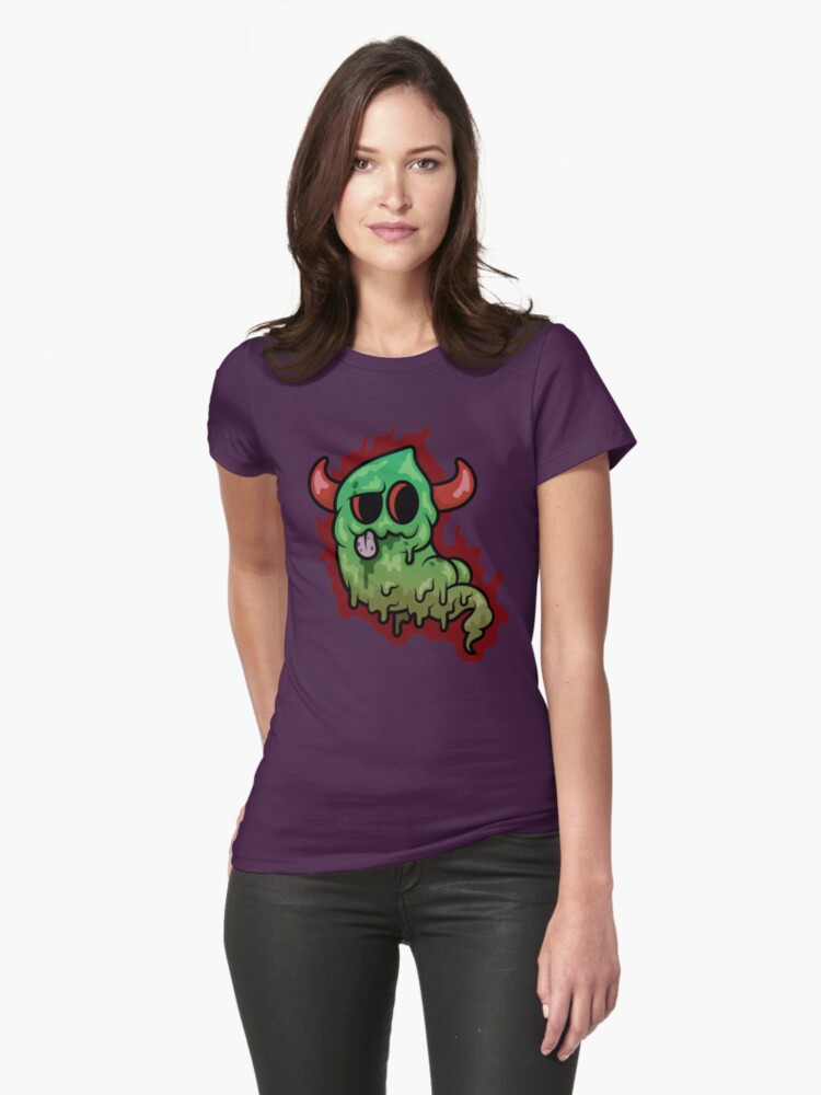Stink Demon Womens T-Shirt Front