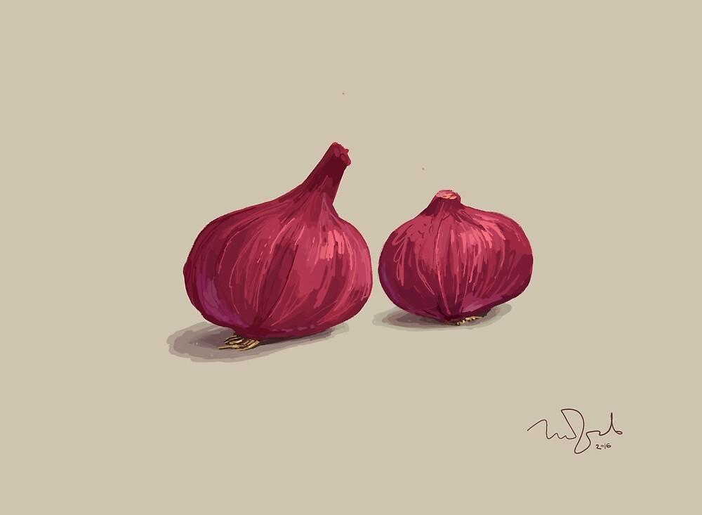 Onion by Penko Gelev