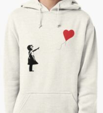 Banksy - Art Pullover Hoodie
