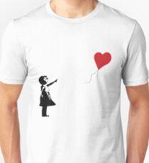 Banksy - Kunst Slim Fit T-Shirt