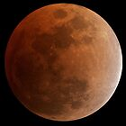 Rusty Moon by scherbi