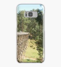 Trestle Bridge  Samsung Galaxy Case/Skin