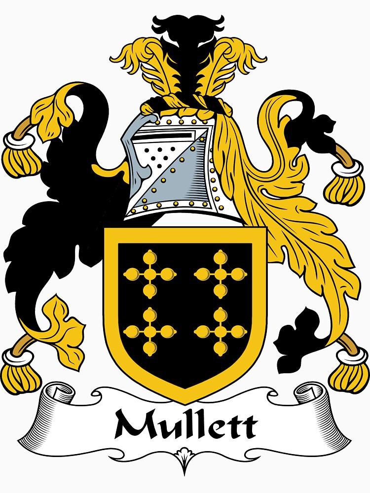 Mullett by HaroldHeraldry