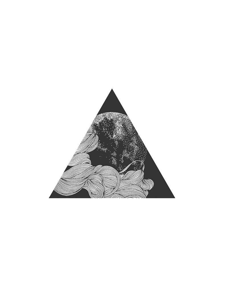 Graphic triangle by lucdom96