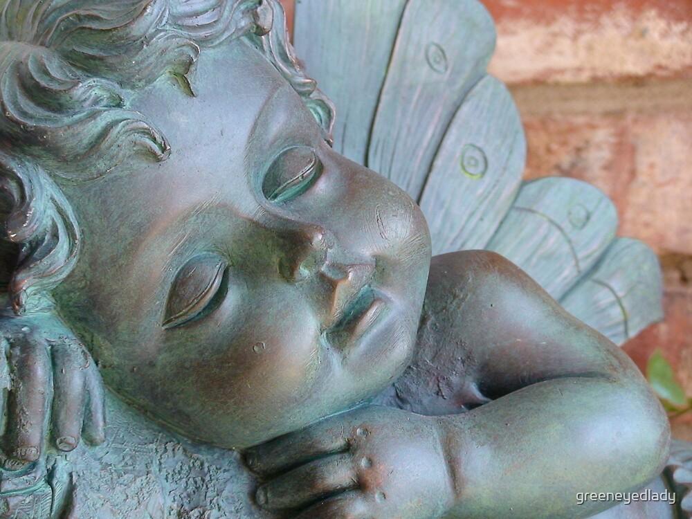 Angelic Baby by greeneyedlady