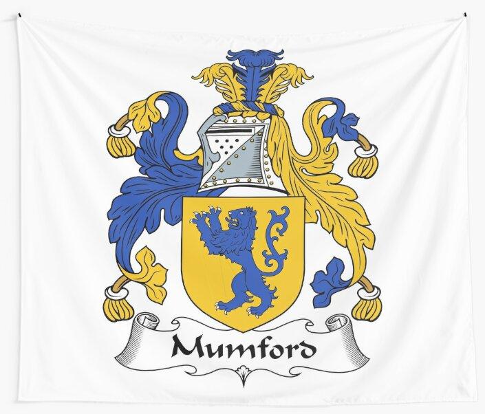 Mumford by HaroldHeraldry